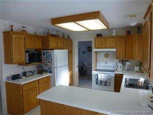 Kelowna mortgage broker John Antle Feature listing kitchen