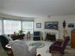 Kelowna Mortgage Broker John Antle | Feature Home Living Room