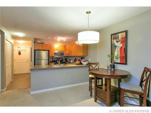 Featured Listing 533 Yates rd Kelowna - kitchen and dinning area