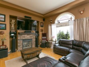 Feature Listing: 1011 Aurora Heights Living Room