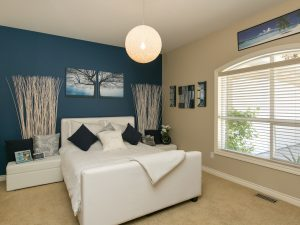 Feature Listing: 1011 Aurora Heights Master Bedroom