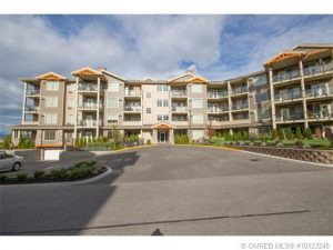 John Antle Mortgages Kelowna Feature Realtor: Jesse East feature listing 2 bdrm condo (exterior)