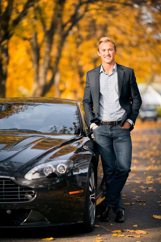 John Antle | Kelowna Mortgage Broker | Feature Realtor: Ethan Rutley